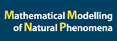 Mathematical Modelling of Natural Phenomena